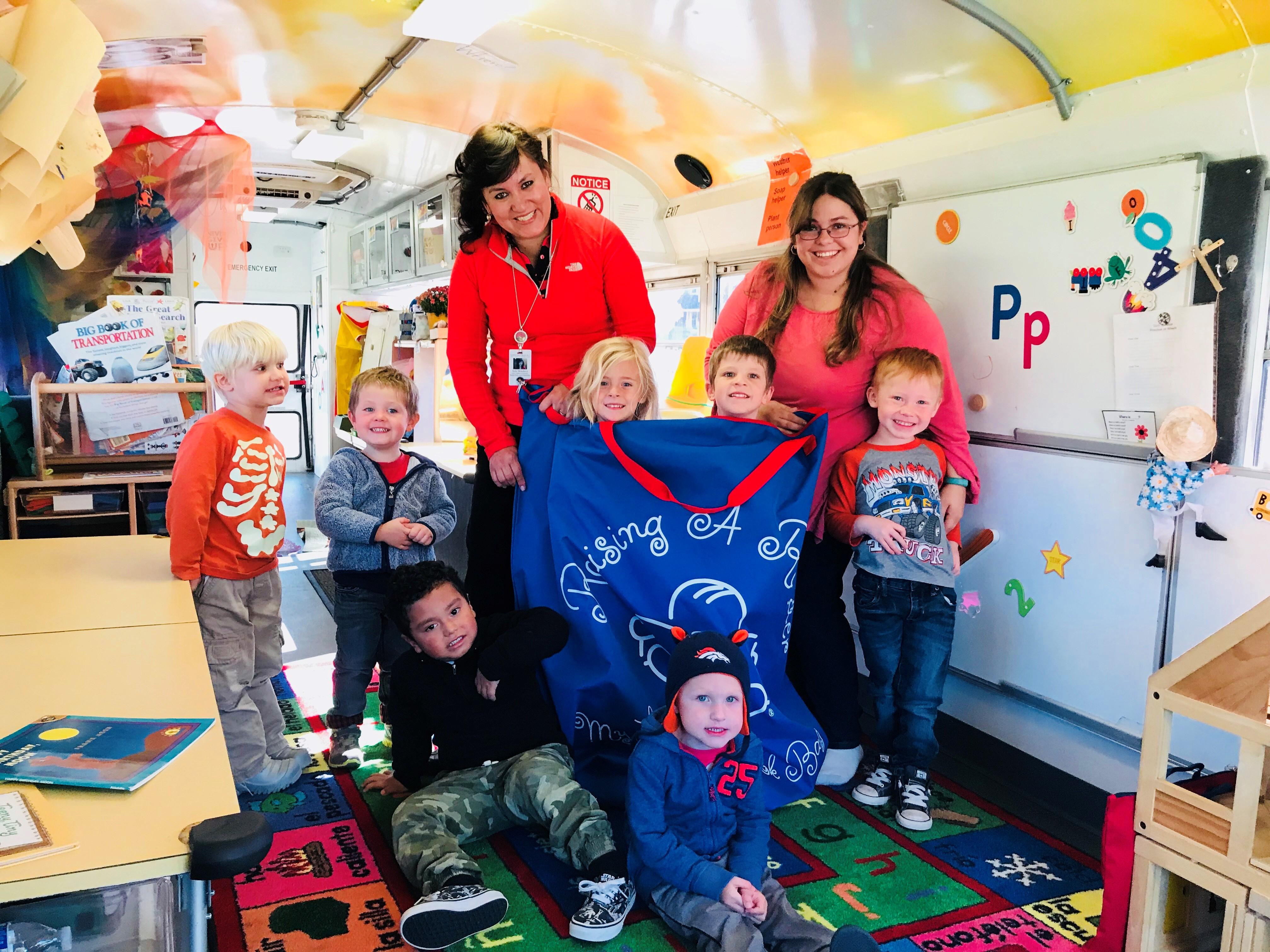 Preschool On Wheels Aspen Community Foundation